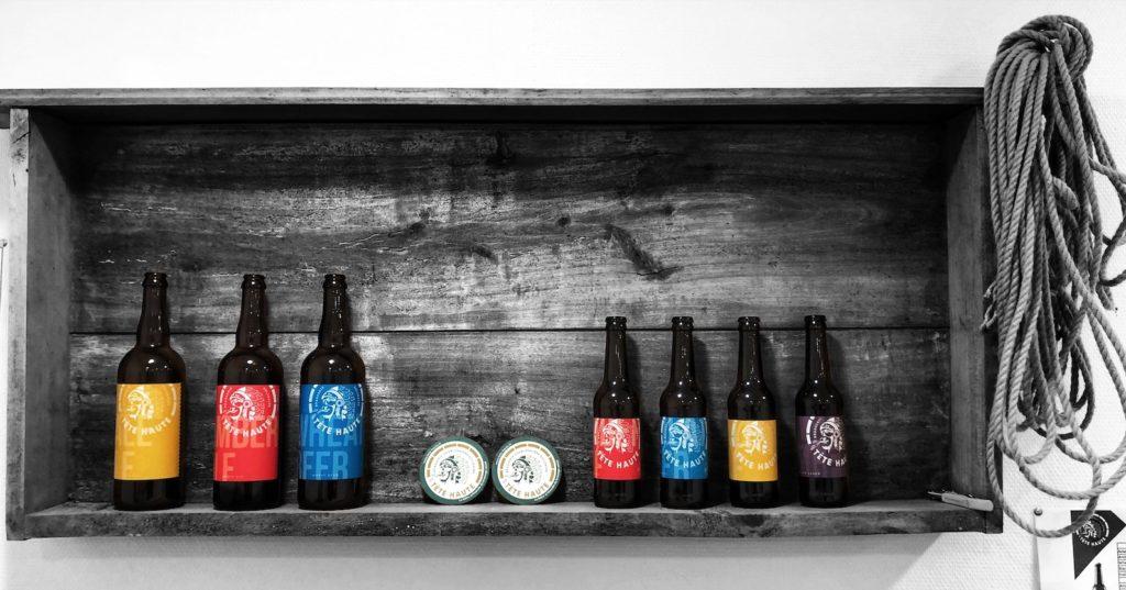Les bières incontournables de la brasserie tête haute