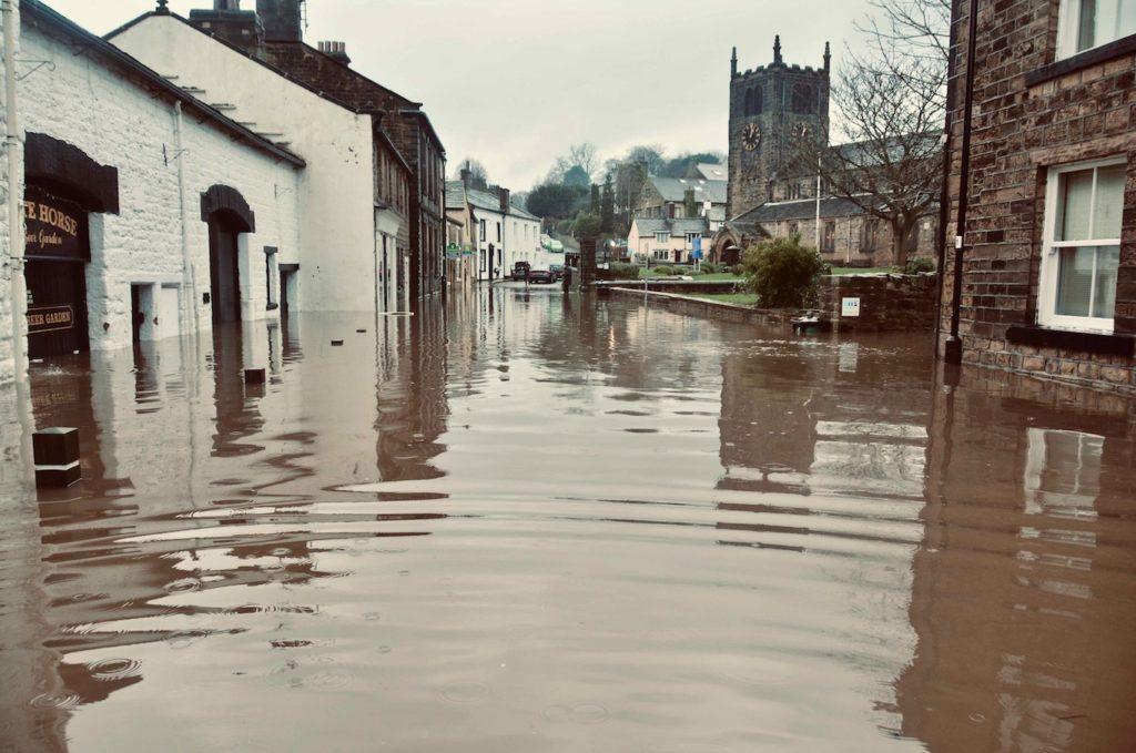 Inondation Londres