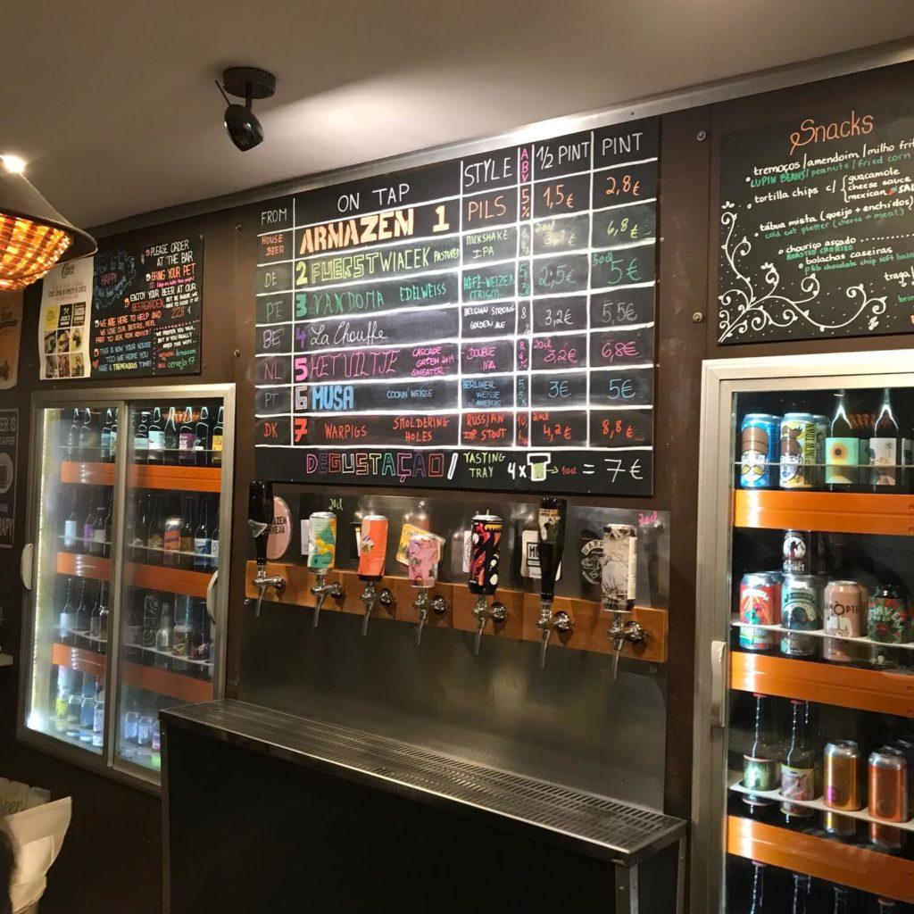 Armazém da Cerveja - bar à bière porto