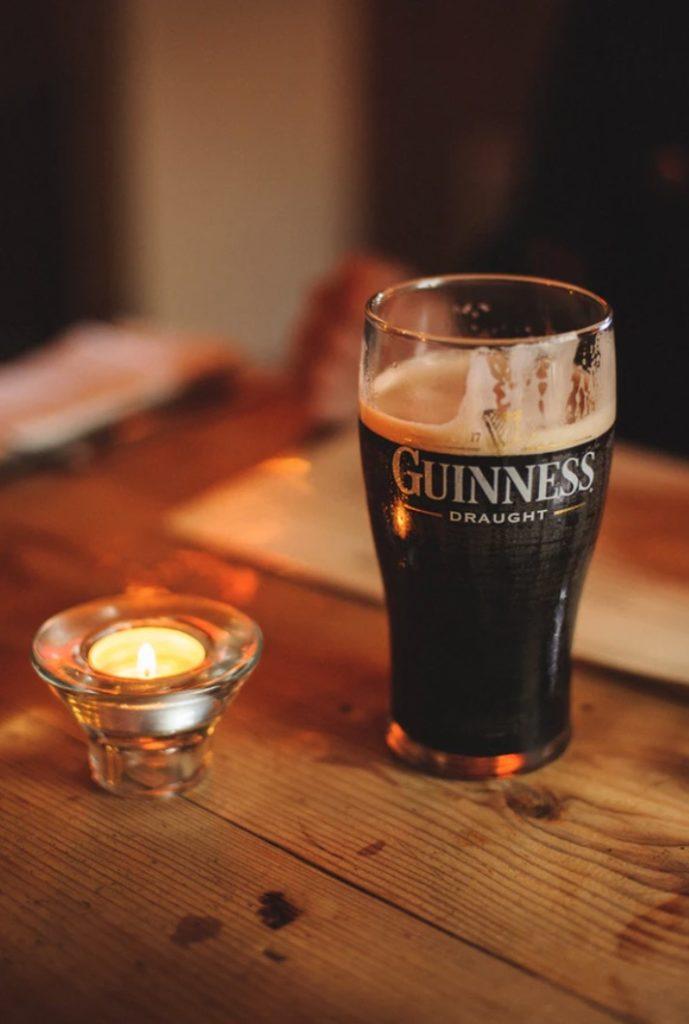 Verre Guinness