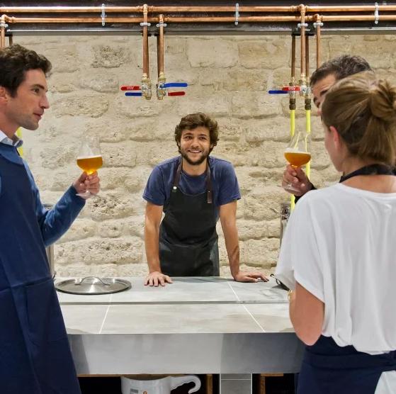 atelier brassage bière