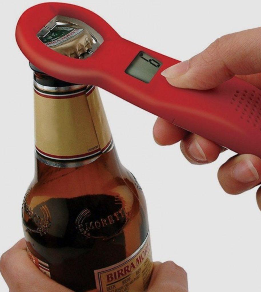 décapsuleur compteur bière