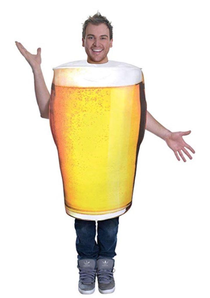 Cadeau déguisement bière