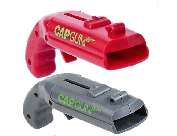 Cadeau pistolet capsule