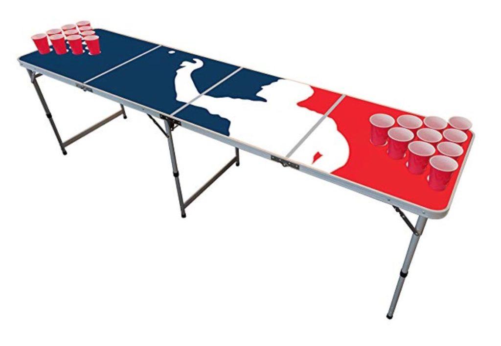 Cadeau table bière Pong