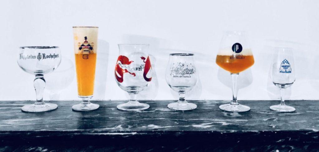 Cadeau verres bière
