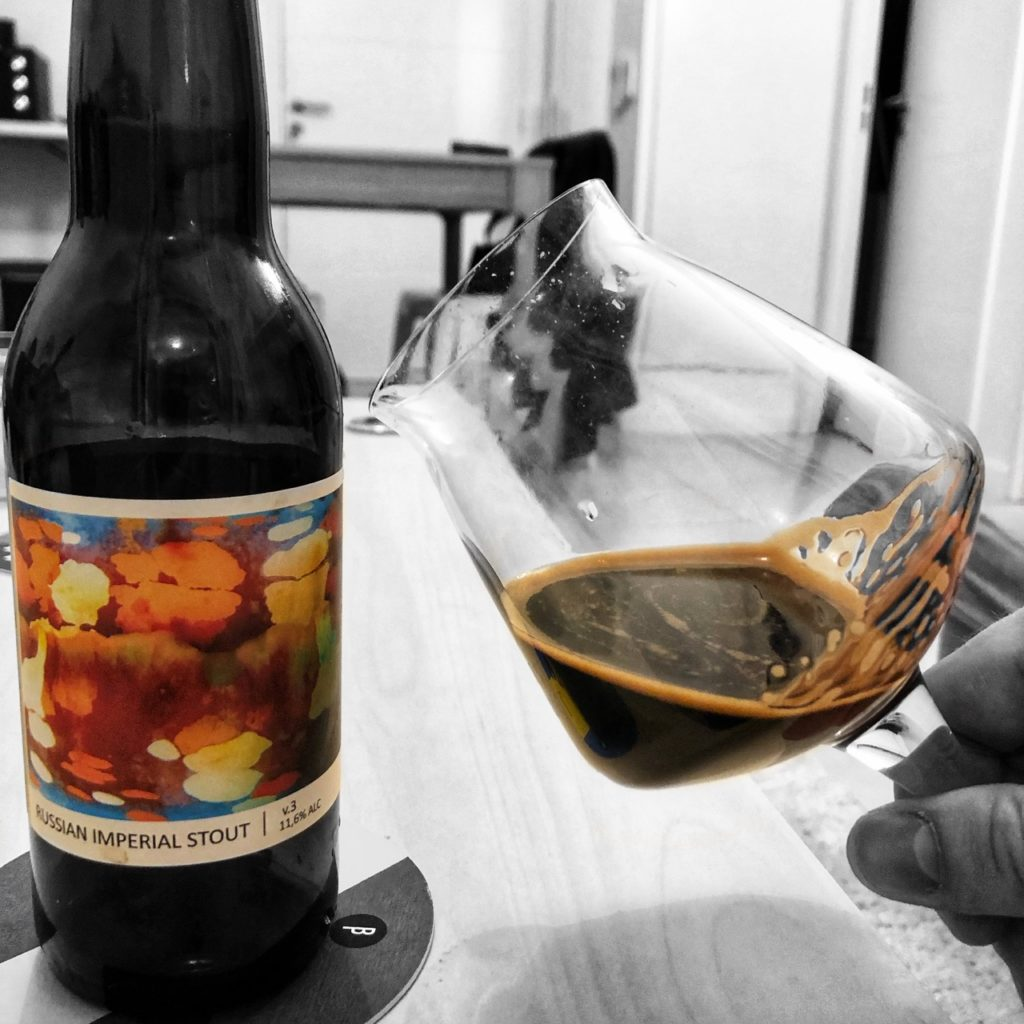 Russian Imperial Stout v3 - Popihn