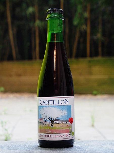 kriek cantillon lambic