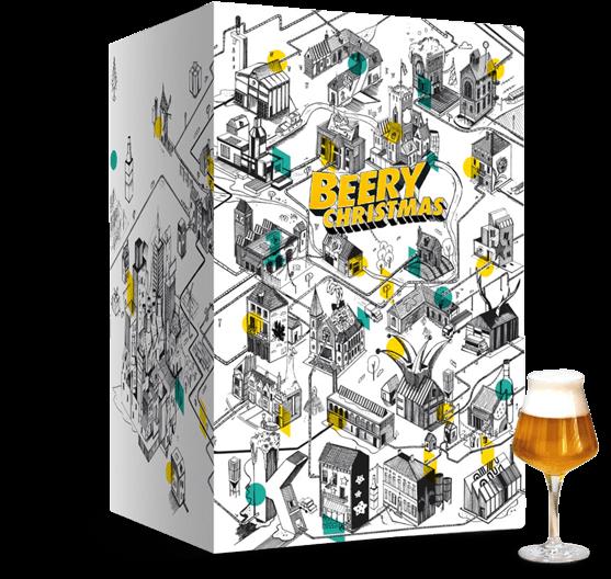 calendrier avent biere 2020