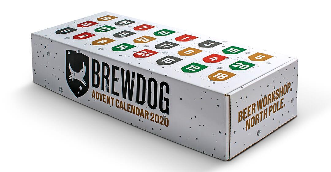 calendrier de l'avent brewdog