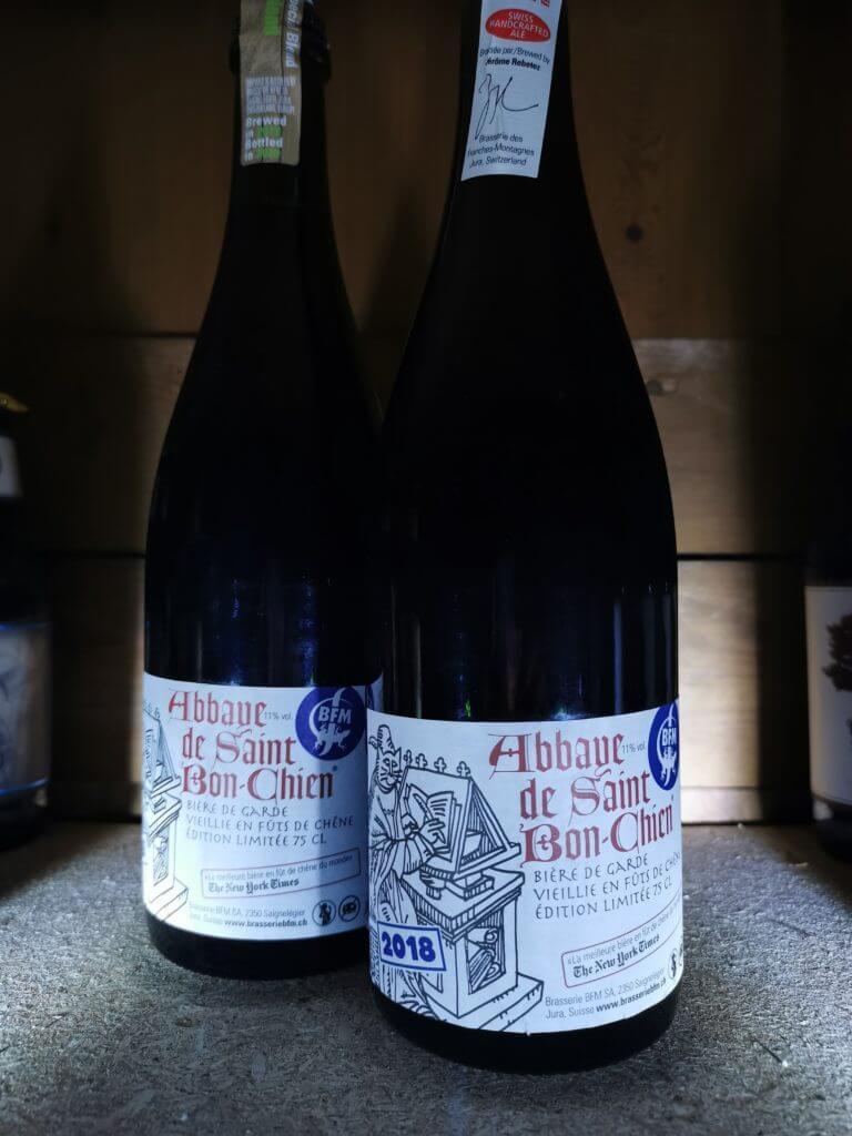 Les Sour Ale, Abbaye de Saint Bon-Chien