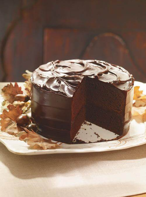 gateau chocolat guinness